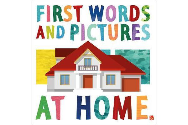 First Words & Pictures - At Home