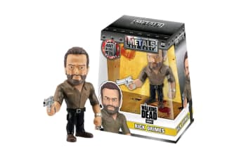"The Walking Dead Rick 4"" Metals"