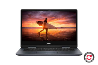 "Dell Inspiron 14 5000 14"" FHD Convertible 2-in-1 Touch Screen Laptop (i7-8565U, 8GB RAM, 256GB) - Certified Refurbished"