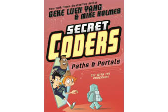 Secret Coders - Paths & Portals