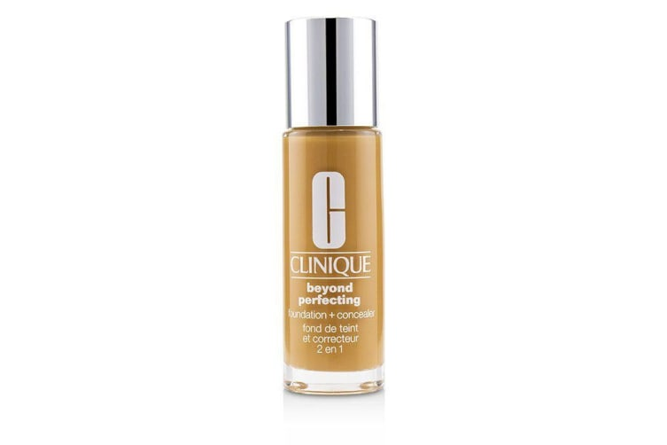 Clinique Beyond Perfecting Foundation & Concealer - # 23 Ginger (D-N) 30ml