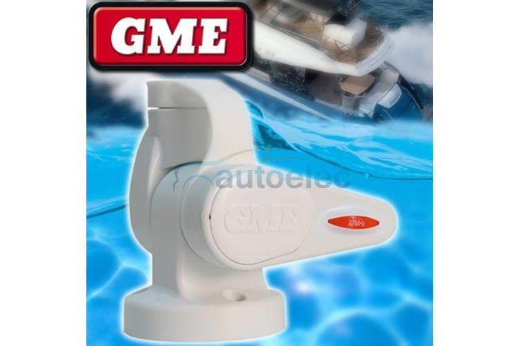 GME BOAT VHF AM/FM 27 MHZ MARINE RADIO ANTENNA BASE ONLY ABL015 NEW WATERPROOF