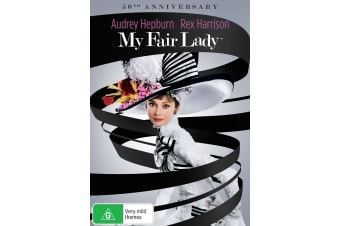 My Fair Lady DVD Region 4