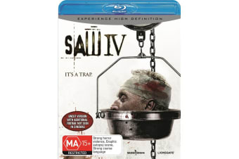 Saw IV Blu-ray Region B