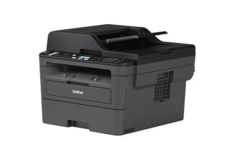 Brother L2710DW A4 Wireless Compact Mono Laser Printer All-in-One with 2-Sided