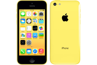 iPhone 5c - Yellow 8GB - Excellent Condition Refurbished