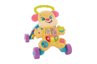 Fisher Price Puppy Walker (Assorted)