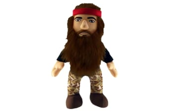"Duck Dynasty 24"" Willie Plush with Sound"