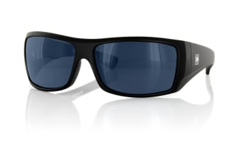 Carve Wolf Pak Matt Black Polarized Mens Sunglasses