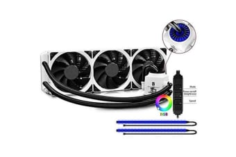 DEEPCOOL CAPTAIN360EXRGBW Gamer Storm Captain 360EX RGB AIO Cooling  supports AM4