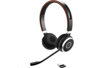 Jabra EVOLVE 65 MS Stereo - Stereo - Skype for Business - Wireless - Bluetooth - 30 m -