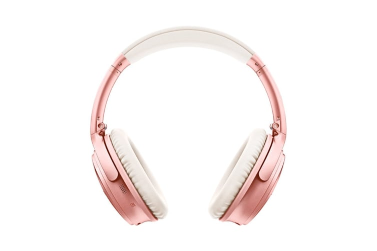 Bose QuietComfort 35 II Wireless Headphones (Rose Gold)