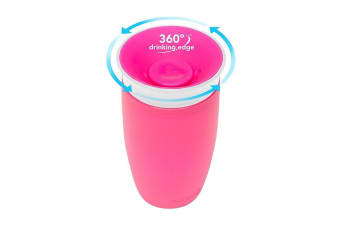 Munchkin® Miracle® 360° Cup 10oz 296ml 1Pk Assorted Random Colours
