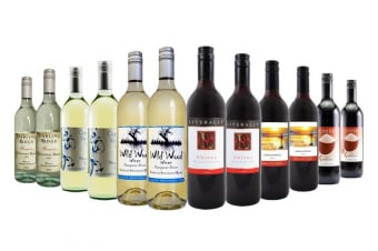 Exclusive Summer Margaret River Red & White Mixed Wine (12 Bottles)