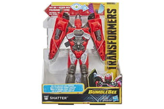 Transformers Bumblebee Mission Vision - Shatter