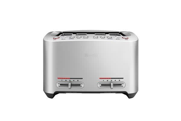 Breville The Smart Toast 4 Slice Toaster
