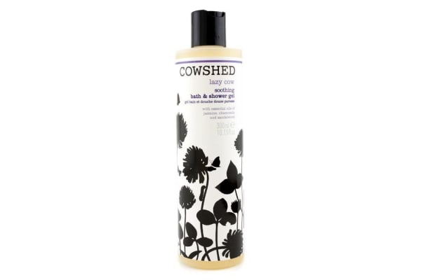 Cowshed Lazy Cow Soothing Bath & Shower Gel (300ml/10.15oz)