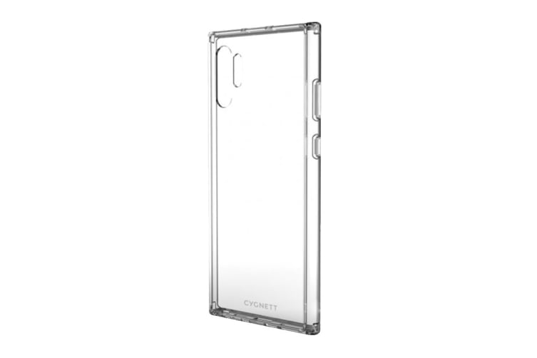 Cygnett AeroShield Case for Samsung Note 10 + – Crystal (CY3008CPAEG)