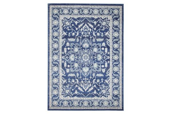 Release Navy Transitional Rug 330x240cm