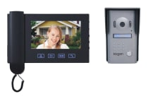"Doorphone Video Intercom with 7"" Colour Screen"