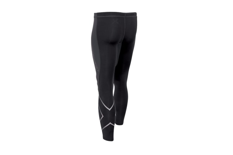 2XU Women's Defence Thermal Compression Tights (Black, Size S)