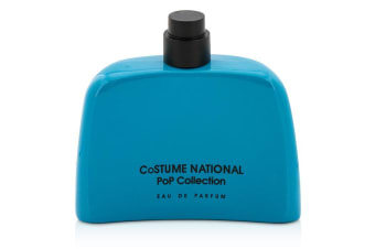 Costume National Pop Collection EDP Spray - Light Blue Bottle (Unboxed) 100ml/3.4oz