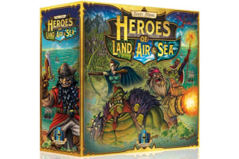 Heroes of Land  Air & Sea Base Game