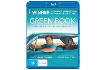 Green Book Blu-ray Region B