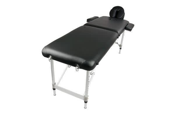 massage foxhunter masgbed na therapy couch folding portable salon beauty wcover sentinel bed tattoo table itm
