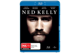 Ned Kelly Blu-ray Region B