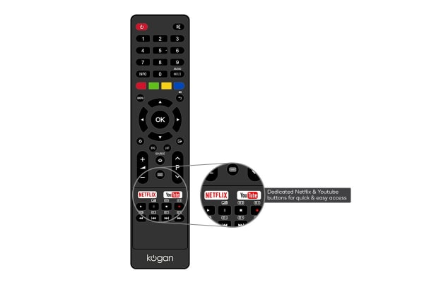 "Kogan 32"" Smart LED TV (Series 7 AH7100)"
