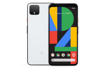 "Google Pixel 4 (5.7"", 16MP, 128GB/6GB) - Clearly White"
