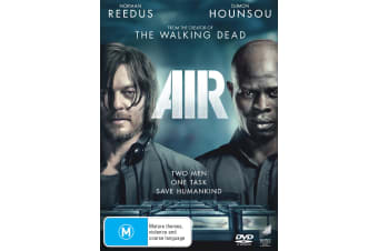 Air DVD Region 4