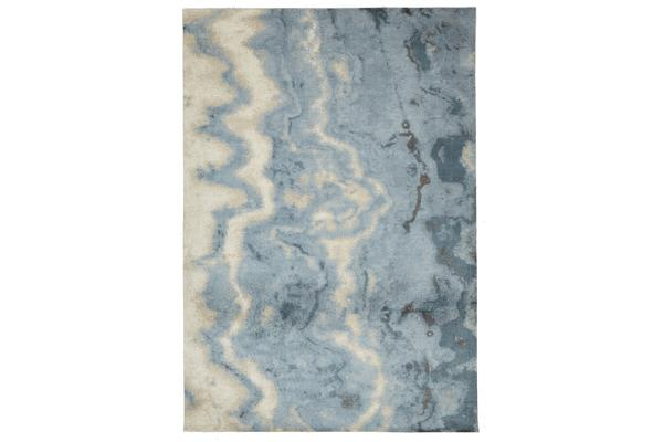 Amazing Cloud Modern Blue Rug 160x110cm