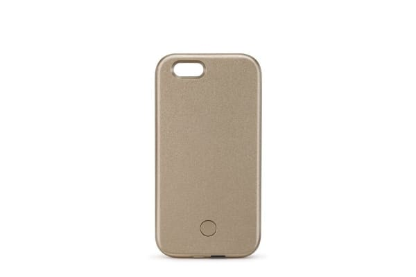 Selfie Case for iPhone 6/6s with Power Bank (Gold)