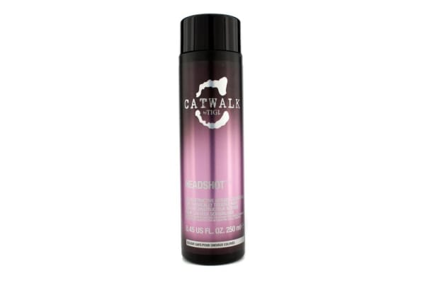Tigi Catwalk Headshot Reconstructive Intense Conditioner (For Chemically Treated Hair) (250ml/8.45oz)