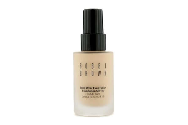Bobbi Brown Long Wear Even Finish Foundation SPF 15 - # 1 Warm Ivory (30ml/1oz)