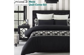Mexx Quilt Cover Set QUEEN by Phase 2