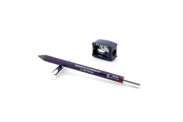 By Terry Crayon Levres Terrbly Perfect Lip Liner - # 4 Red Cancan (1.2g/0.04oz)