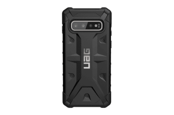 UAG Pathfinder Series Samsung S10 Case - Black