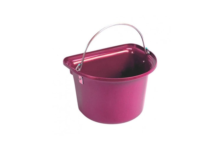 Stubbs Flat Sided Bucket (Pink) (One Size)