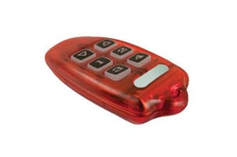 Leviton OMNI-BUS 16-CHANNEL KEY RING REMOTE CONTROL