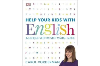 Help Your Kids with English - A Unique Step-by-Step Visual Guide