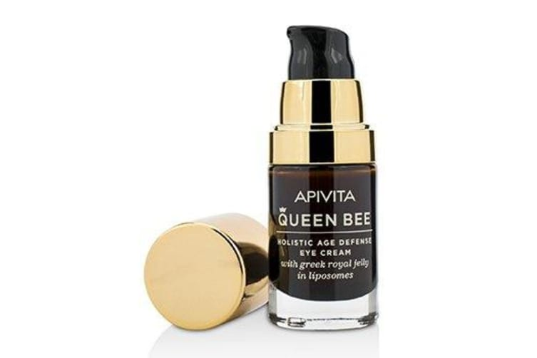 Apivita Queen Bee Holistic Age Defense Eye Cream (Exp. Date: 03/2020) 15ml/0.54oz