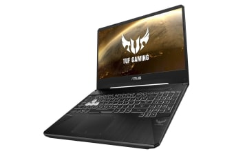 "ASUS TUF Gaming FX505DV-AL014T notebook Black 39.6 cm (15.6"") 1920 x 1080 pixels"