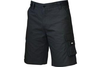 Caterpillar C1820916 DL Shorts / Mens Shorts (Black)