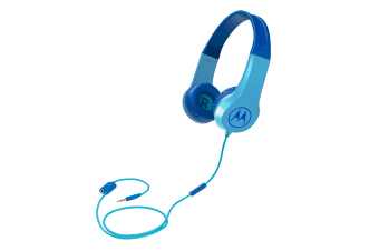 Motorola Kids Headphones (Blue)