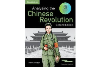 Analysing the Chinese Revolution Pack (Textbook and Interactive Textbook)