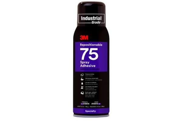 3M Scotch Adhesive SPRAY 75 Repositionable 290gm Can