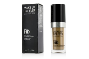 Makeup For Ever Ultra HD Invisible Cover Foundation - # R370 (Medium Beige) 30ml/1.01oz